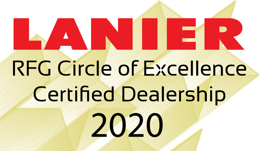RFG Circle of Excellence award 2020