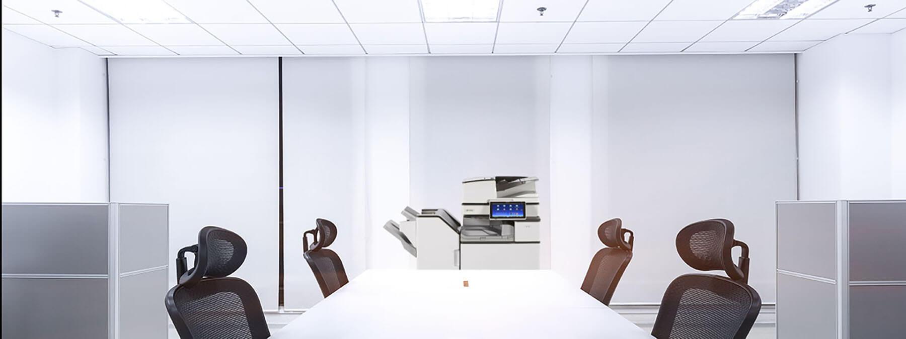 Lanier printer provided by EBP