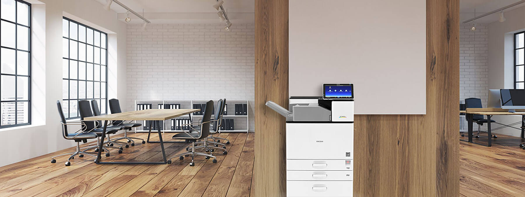 Printer provided by EBP