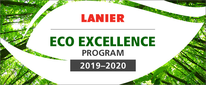 Ricoh Eco Excellence partner
